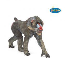 маймуна мандрил (mandrill) 50121