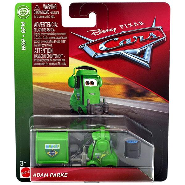 Adam Parke - Disney / Pixar Cars WGP