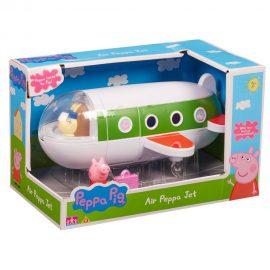 Peppa Pig Самолет с фигура Air Peppa Jet 06227