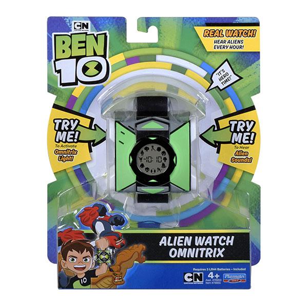 (BEN 10) Часовник Alien Watch Omnitrix 76955