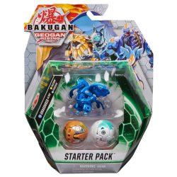 Dragonoid, Ferascal, Falcron - Bakugan Starter Pack Geogan Rising 6061567/20129968