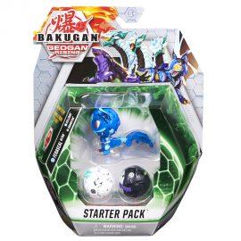 Ferascal, Nillious, Sharktar - Bakugan Starter Pack Geogan Rising 6061567/20133069