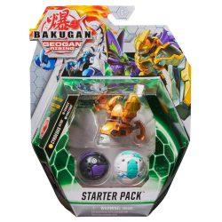 Cyndeous, Fenneca, Pincitaur - Bakugan Starter Pack Geogan Rising 6061567/20129969