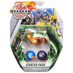 Fenneca, Falcron, Spartillion - Bakugan Starter Pack Geogan Rising 6061567/20133073