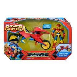 Аксел с мотоциклет Power Players Axel's motorcycle 38751
