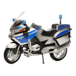 BMW R 1200 RT police 1:18 Welly