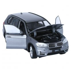 BMW X5 тъмно сив металик 1:24 Welly