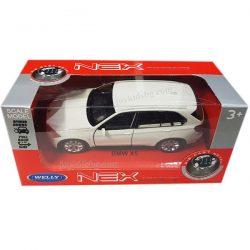 BMW X5 умален модел 1:34÷1:39 Welly