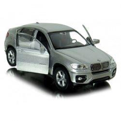 BMW X6 сребристо 1:34÷1:39 Welly