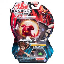Bakugan DRAGONOID трансформиращо се топче Battle Planet 6045148
