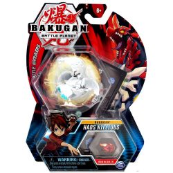 Bakugan HAOS NILLIOUS трансформиращо се топче Battle Planet 6045148