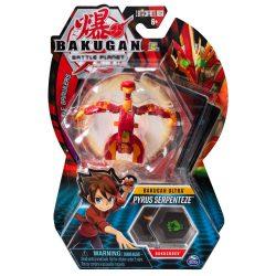 Bakugan Ultra PYRUS SERPENTEZE трансформиращо се топче Battle Planet 6045146
