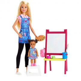 Barbie Art Teacher You Can Be GJM29