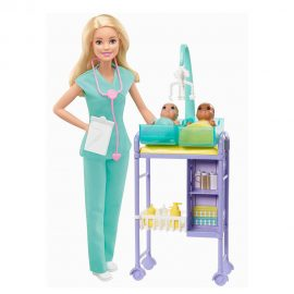 Barbie Baby Doctor GKH23 box