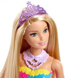 Принцеса с люлеещ се трон Barbie™ Dreamtopia Playset FJD06
