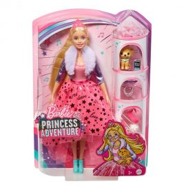 Barbie Princess Adventure Модна принцеса GML76