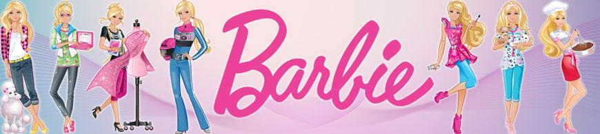 Barbie banner