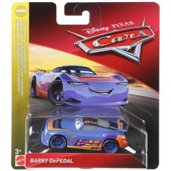 Barry DePedal - Disney / Pixar Cars