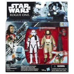 Baze Malbus and Stormtrooper Star Wars B7260/B7073