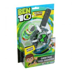 Ben 10 Omnitrix Disc Shooter packet
