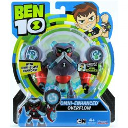 Omni-Enhanced Overflow (Ben10) packet