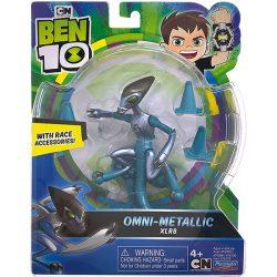 Omni-Enhanced XLR8 packet (Ben10)