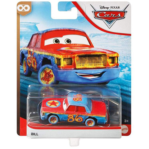 Bill - Disney / Pixar Cars