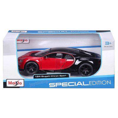 Bugatti Chiron Sport 1:24 Maisto 31524