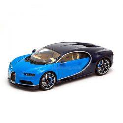 Bugatti Chiron blue 1:24 Welly