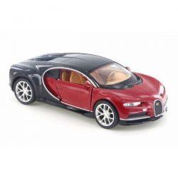 Bugatti Chiron червено 1:(34-39) Welly