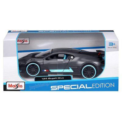 Bugatti Divo 1:24 Maisto 31526