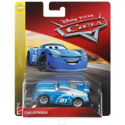 "Cam Spinner - Disney / Pixar Cars ""NEXT-GEN"" PISTON CUP RACERS"