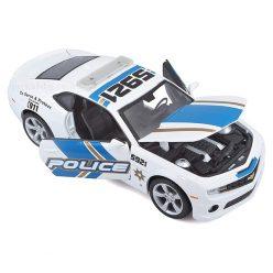 Chevrolet Camaro SS RS 2010 Police 1:24 Maisto 31208