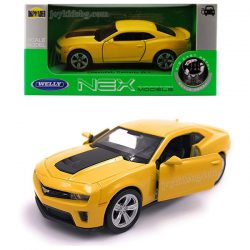 Chevrolet Camaro ZL1 (2012) 1:34÷1:39 Welly