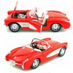 Chevrolet Corvette 1957 1:24 Welly