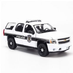 Chevrolet Tahoe (2008) Police 1:24 Welly