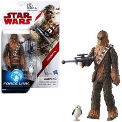 Chewbacca with Porg Star Wars Force Link C1536/C1531
