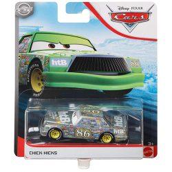 Chick Hicks silver - Disney / Pixar Cars