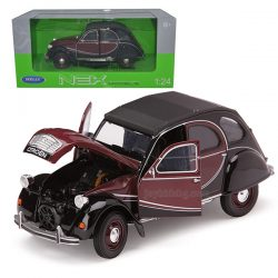 Citroen 2CV 6 Charleston 1/24 Welly