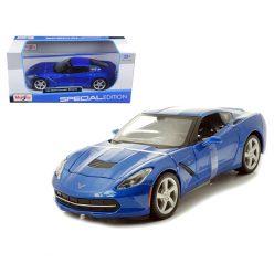 Corvette Stingray 2014Maisto 1:24