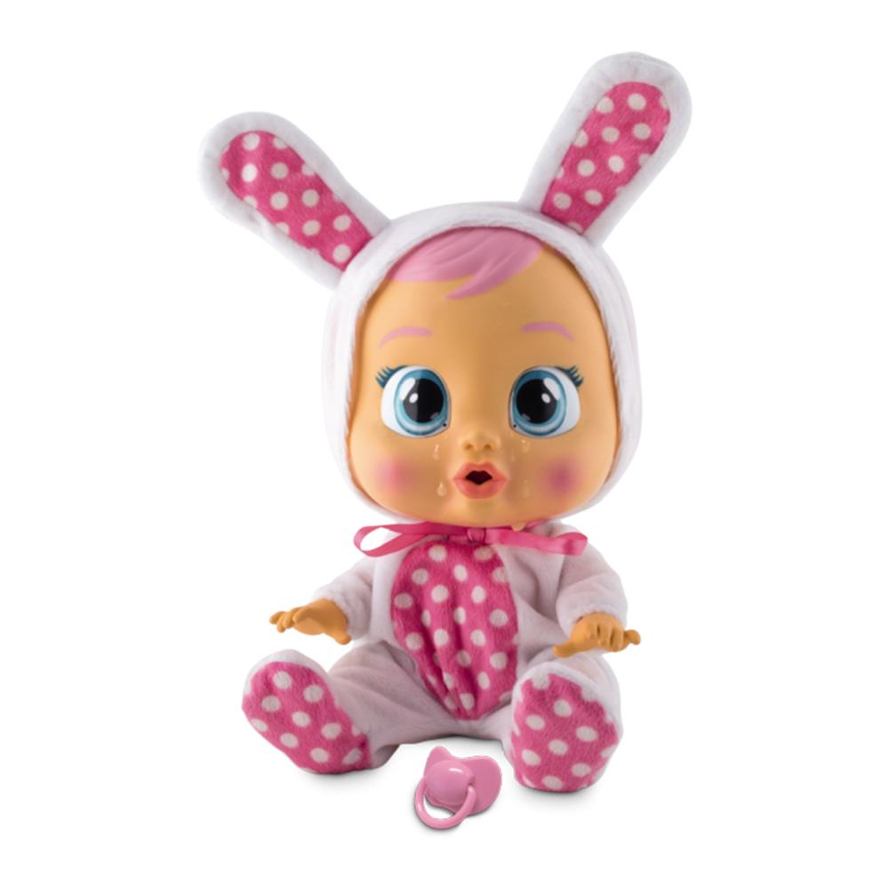 Плачеща кукла със сълзи зайче Кони (Cry Baby Coney)