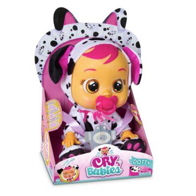 Плачещо бебе Далматинче Cry Babies DOTTY IMC96370