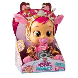 Плачеща кукла жирафче Джиджи Cry Babies Gigi IMC 90194