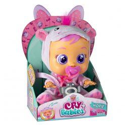 Плачещо бебе Хипопотамче Cry Babies Hopie IMC90224