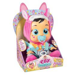 Плачещо бебе Лама Cry Babies LENA IMC91849