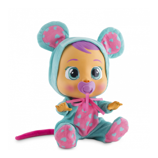 Плачеща кукла със сълзи мишле Лала (Cry Babies Lala IMC 10581)