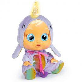 Плачещо бебе Нарвал Cry Babies Narvie IMC 93768