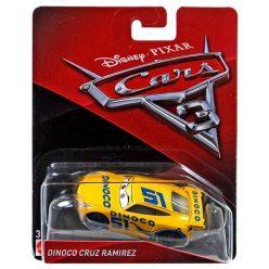 Dinoco Cruz Ramirez packet