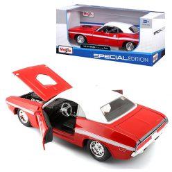 Dodge Challenger R/T Coupe (1970) 1:24 Maisto 31263
