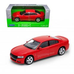 Dodge Charger R/T (2016) червен 1:24 Welly